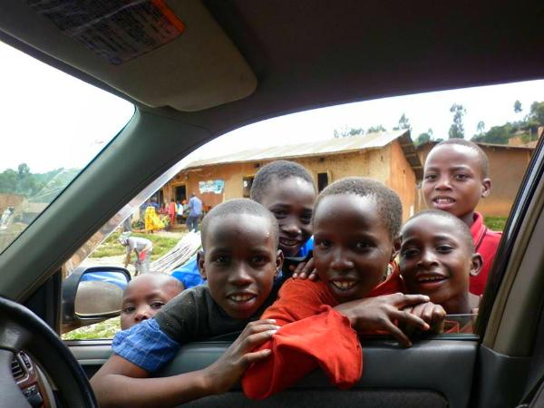 Kenya - Uganda Afrika Macerası
