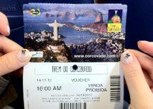 Brezilya, Arjantin Kombine Balayı Turu