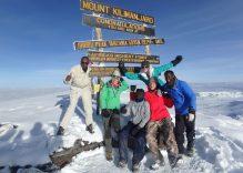 Kilimanjaro Dağı Tırmanışı – Machame Rotası
