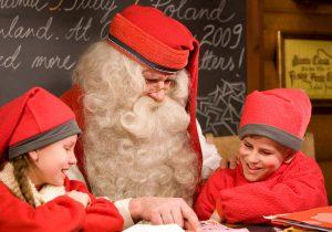 Finlandiya Lapland ve Noel Baba Köyü Turu